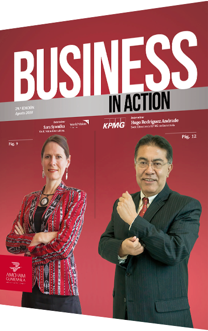 Revista business in action agosto 2018