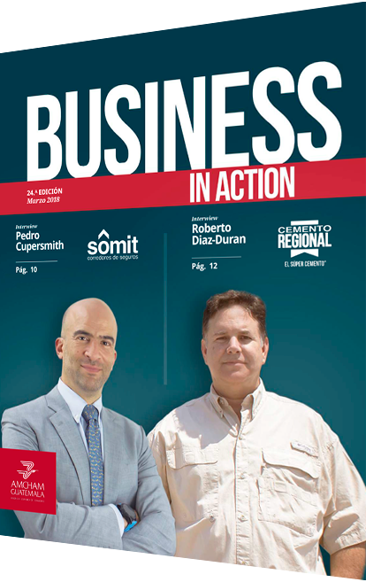 Revista business in action marzo 2018