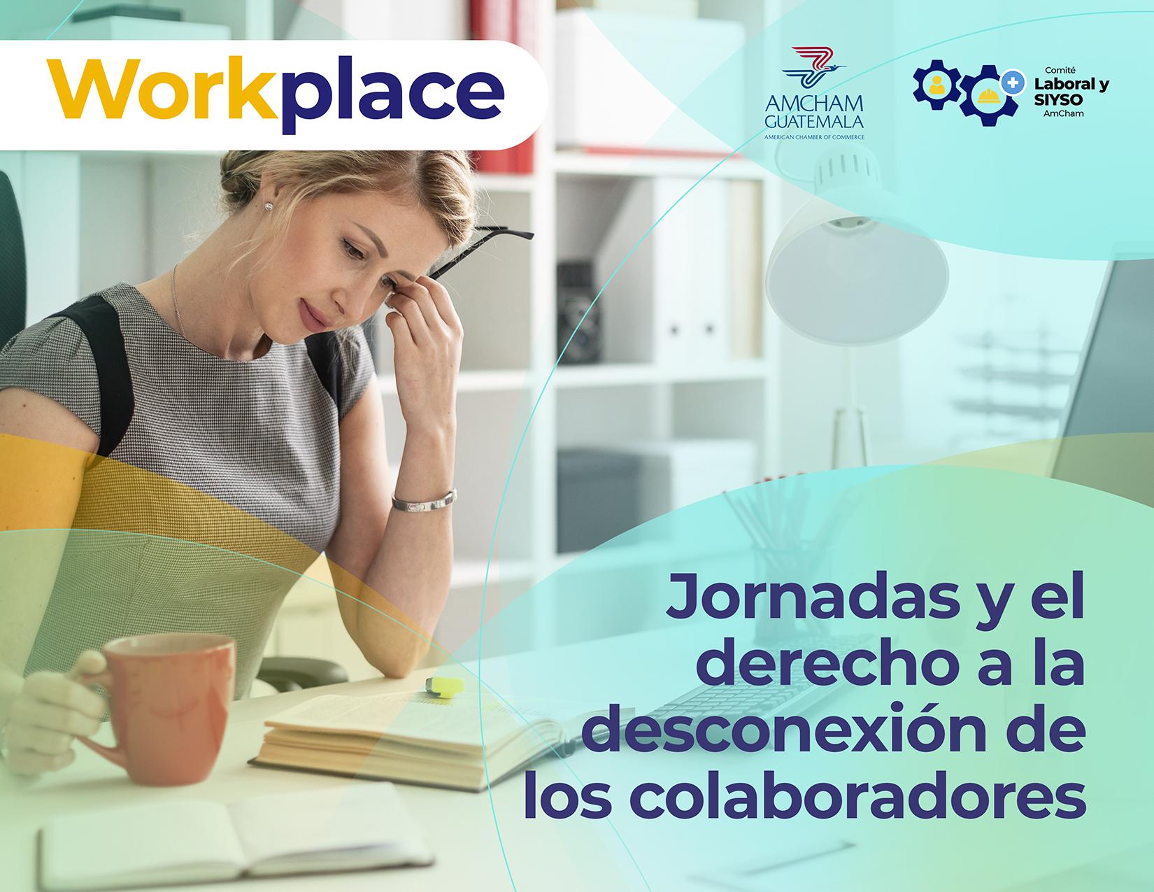 Boletín Workplace julio 2021