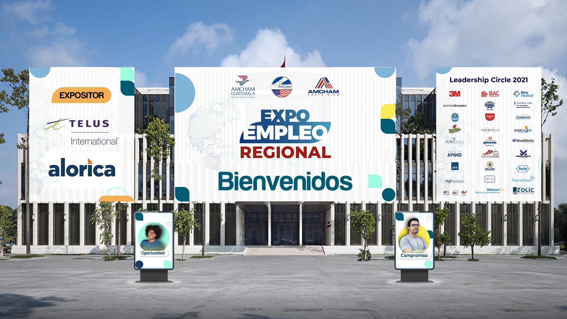 AmCham Expo Empleo Regional